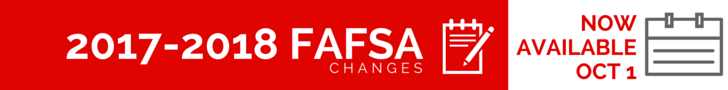2017-18 FAFSA Changes